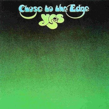 YES: CLOSE TO THE EDGE  (CD)