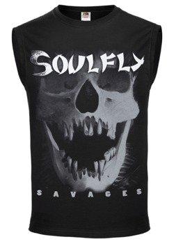 bezrękawnik SOULFLY - SAVAGES