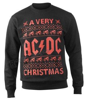 bluza AC/DC - A VERY AC/DC XMAS, bez kaptura