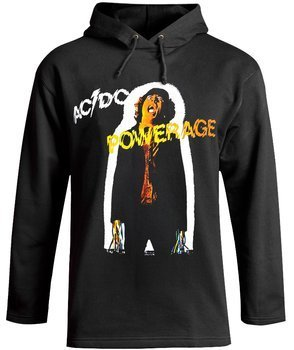 bluza AC/DC - POWERAGE, z kapturem