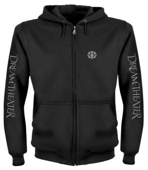 bluza DREAM THEATER czarna, rozpinana z kapturem