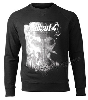 bluza FALLOUT 4 - BROTHERHOOD OF THE STEEL, bez kaptura
