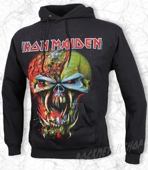 bluza IRON MAIDEN - FINAL FRONTIER BIG HEAD