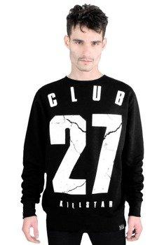 bluza KILL STAR - CLUB 27, bez kaptura