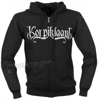 bluza KORPIKLAANI  - WE EAT IRON, rozpinanan z kapturem