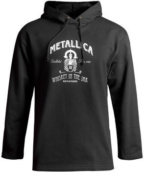 bluza METALLICA - WHISKEY, z kapturem