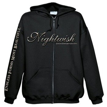 bluza NIGHTWISH - GLOBE, rozpinana z kapturem