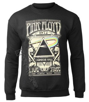 bluza PINK FLOYD - CARNEGIE HALL POSTER, bez kaptura