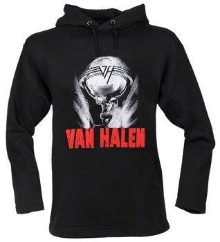 bluza VAN HALEN - 5150 czarna, z kapturem