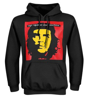 bluza czarna kangurka RAGE AGAINST THE MACHINE