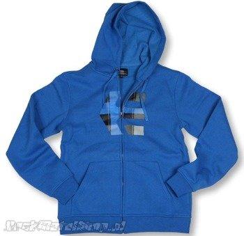bluza na suwak ETNIES - LOGO FILL (FULL ZIP) (BLUE) 09'