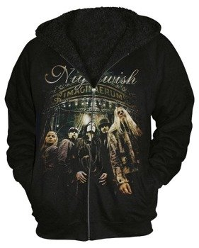 bluza ocieplana NIGHTWISH - IMAGINAERUM BAND rozpinana