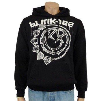 bluza  z kapturem BLINK 182 - STAMP