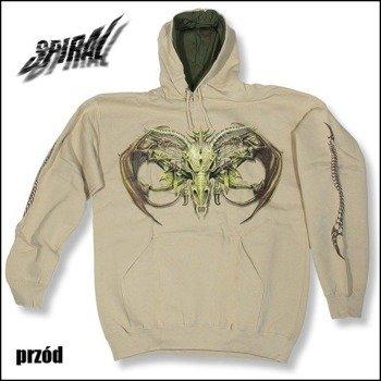 bluza z kapturem DRAGON SLAYER Spiral