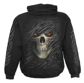 bluza z kapturem TRIBAL DEATH