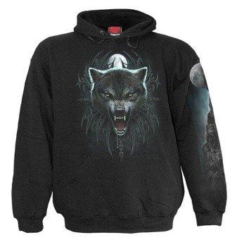 bluza z kapturem WOLF QUEEN