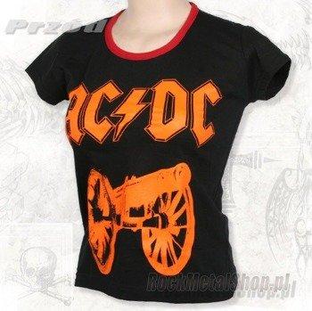 bluzka damska AC/DC