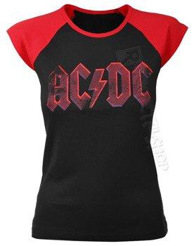 bluzka damska AC/DC - HIGHWAY LIGHTNING
