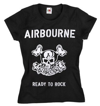 bluzka damska AIRBOURNE - READY TO ROCK