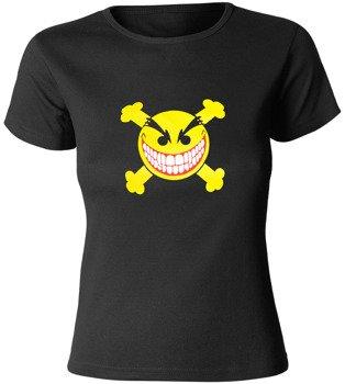 bluzka damska BAD SMILEY