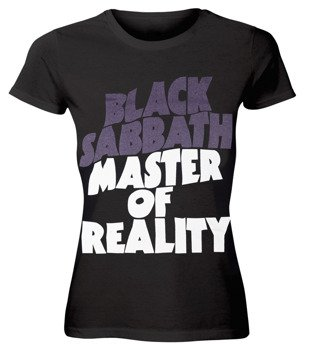 bluzka damska BLACK SABBATH - MASTER OF REALITY