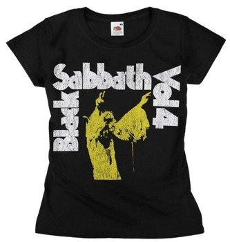 bluzka damska BLACK SABBATH - VOL 4