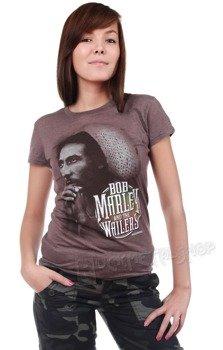 bluzka damska BOB MARLEY - MARLEY & THE WAILERS
