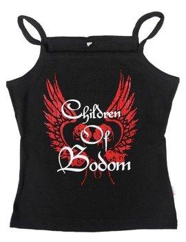 bluzka damska CHILDREN OF BODOM na ramiączkach