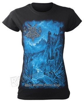 bluzka damska DARK FUNERAL - WHERE SHADOWS FOREVER REIGN