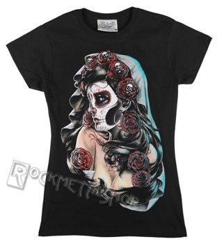 bluzka damska DARKSIDE - DAY OF THE DEAD ROSE
