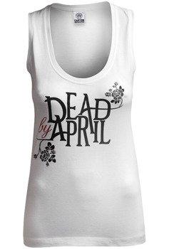 bluzka damska DEAD BY APRIL - LOGO na ramiączkach