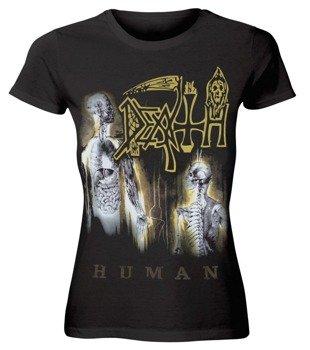 bluzka damska DEATH - HUMAN
