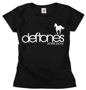 bluzka damska DEFTONES - WHITE PONY