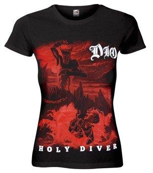 bluzka damska DIO - HOLY DIVER