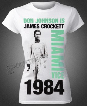 bluzka damska DON JOHNSON - IS CROCKETT