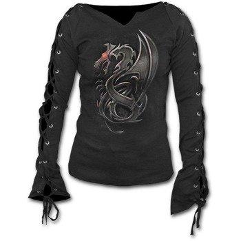 bluzka damska DRAGON SLAYER długi rękaw