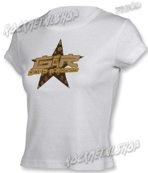 bluzka damska GUNS N ROSES - BROWN STAR