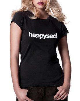 bluzka damska HAPPYSAD - LOGO