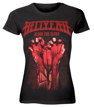 bluzka damska HELLYEAH - BLOOD FOR BLOOD