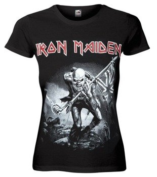 bluzka damska IRON MAIDEN - THE TROOPER