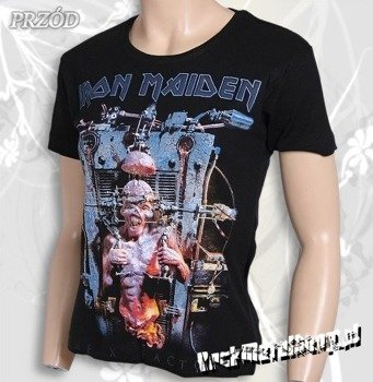 bluzka damska IRON MAIDEN - THE X FACTOR