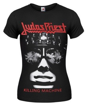 bluzka damska JUDAS PRIEST - KILLING MACHINE