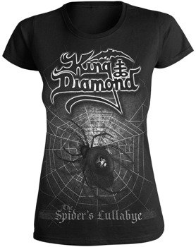 bluzka damska KING DIAMOND - THE SPIDER'S LULLABYE