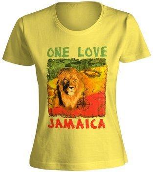 bluzka damska ONE LOVE JAMAICA