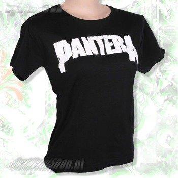 bluzka damska PANTERA - LOGO