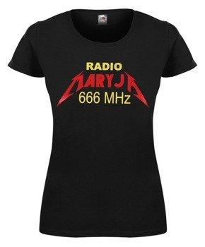 bluzka damska RADIO MARYJA 666 MHz