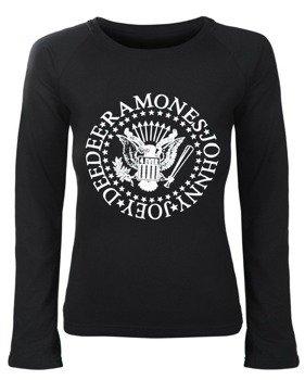 bluzka damska RAMONES - JOHNNY, JOEY