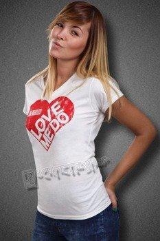bluzka damska THE BEATLES - LOVE ME DO
