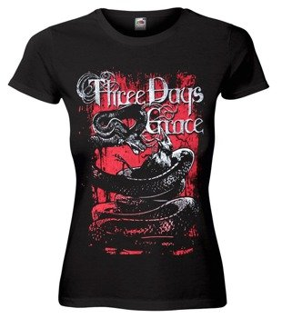 bluzka damska THREE DAYS GRACE