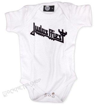 body dziecięce JUDAS PRIEST white